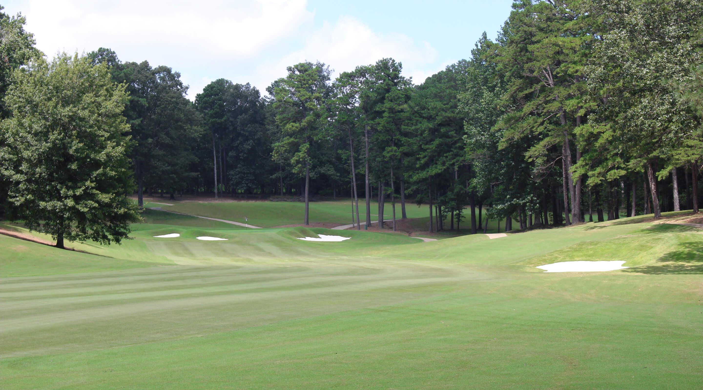 Pine Tree Country Club, Birmingham, Alabama - Golf course ...
